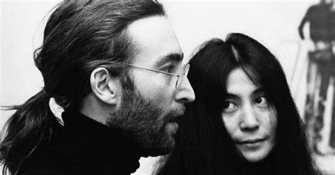 imagenes de john lennon con su esposa esposa de john lennon fue intervenida de emergencia a un