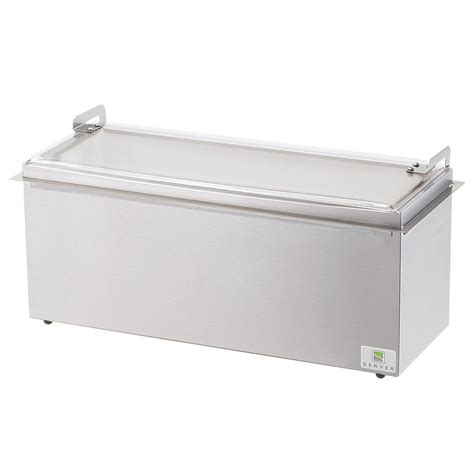 Food Pan 1 6 Ketinggian 15 Cm Stainless Steel Mutu Pan 16150 1 server 67160 drop in insulated server holds 3 sixth size