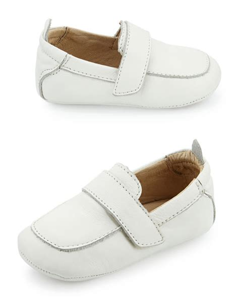 white toddler loafers soles soft leather loafer white infant toddler