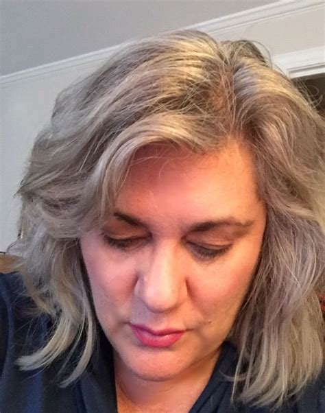 transitioning to gray hair with lowlights 17 best ideas about gray hair transition on pinterest