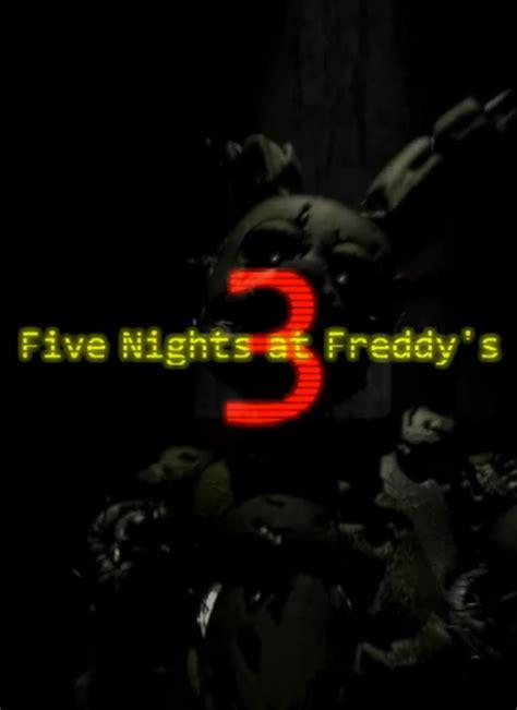 nights  freddys  windows game indie db