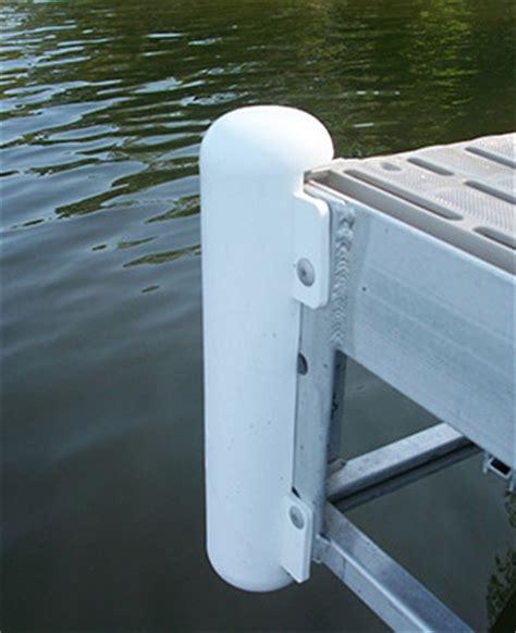 pontoon boat dock bumpers corner bumper at ease dock lift detroit lakes mn