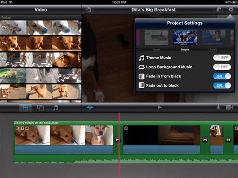 themes for imovie iphone how to use themes in imovie for ipad