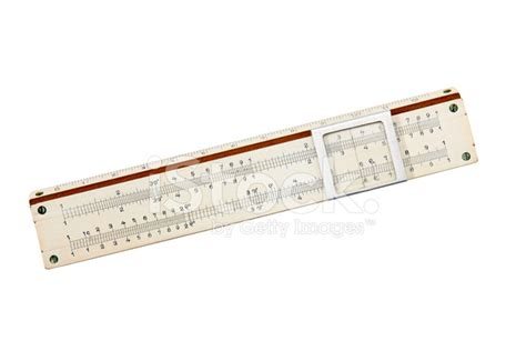 search pattern slide rule slide rule with clipping path stock photos freeimages com