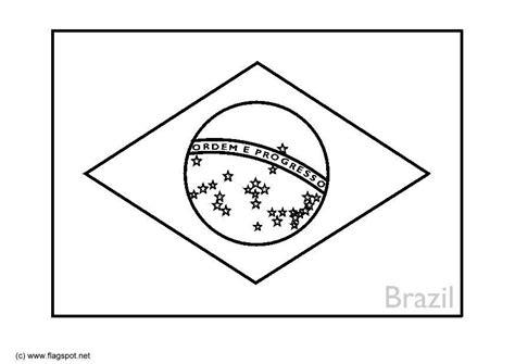 Dibujo Para Colorear Brasil Img 6346
