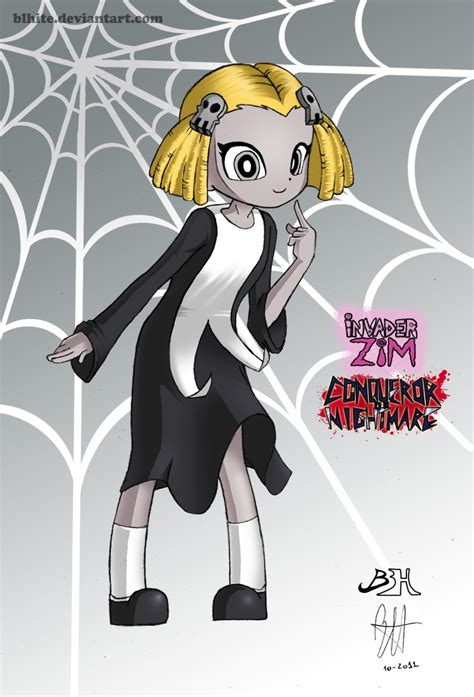 jthm if you can read iz cn lenore by blhite on deviantart