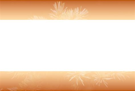 Celebration Borders Or Backgrounds Border Templates For Powerpoint
