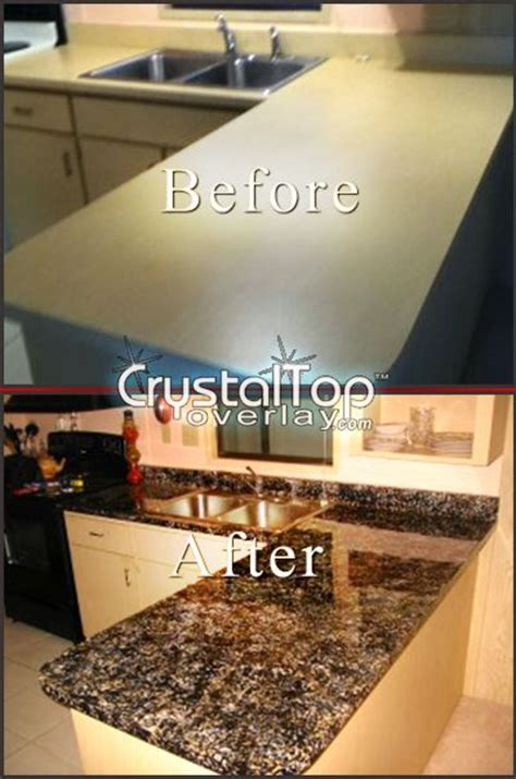 Replace Kitchen Countertops Cheap by Best 25 Faux Granite Countertops Ideas On