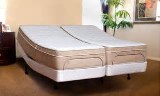 King Size Tempurpedic Adjustable Bed King Size Split Adjustable Beds W Tempurpedic Pillow Ebay