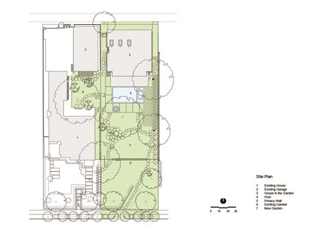 House Site Plan