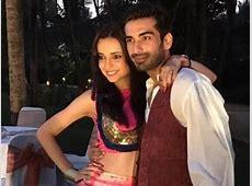 Sanaya Irani-Mohit Sehgal's Goa Wedding: TV Actors ... Kinshuk Mahajan And Sanaya Irani