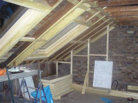 Lowering Ceiling For Loft Conversion by Ksl Soundproofing Soundproofing Company In Glenrothes Uk