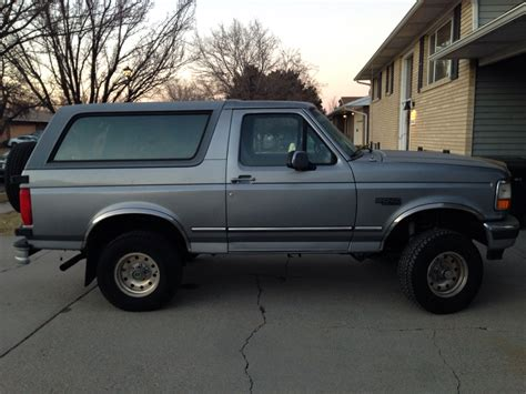 ford bronco 1995 1995 ford bronco pictures cargurus