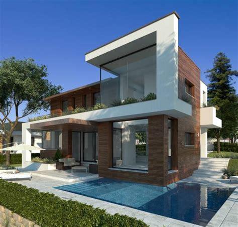 Ville Moderne Con Piscina by Villa Moderna Di Design Con Piscina E Taverna