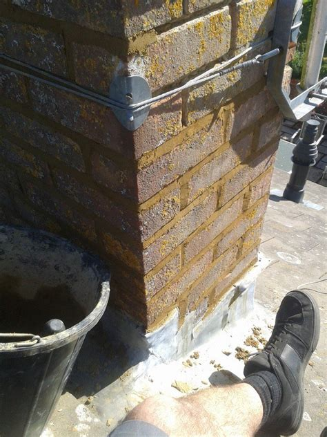 Repointing A Fireplace by Cost Price To Re Bed Roof Ridge Tiles Onto Cement
