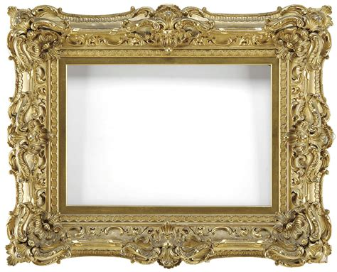 frame fancy gilt frame