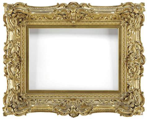 frame fancy gilt frame