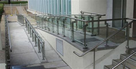 43 carpinter 237 a ebanister glass railing courtesy of wagner companies railing