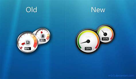 windows 10 gadgets by alexgal23 on deviantart cpu meter concept by m1r1 on deviantart