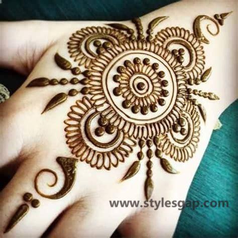 mehndi designs 2016 simple simple easy eid mehndi designs 2018 2019 latest collection