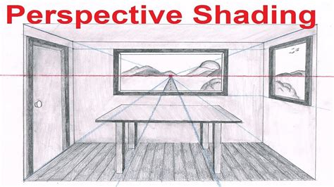 perspective drawing of bedroom linear perspective drawing lesson 6 6 one point perspective room drawing how to