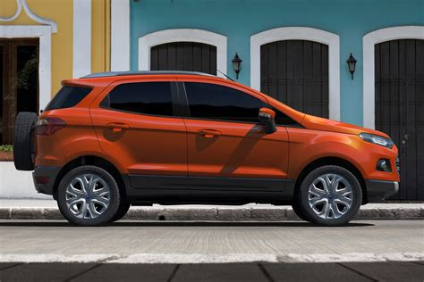 new ford new ford ecosport india video auto car