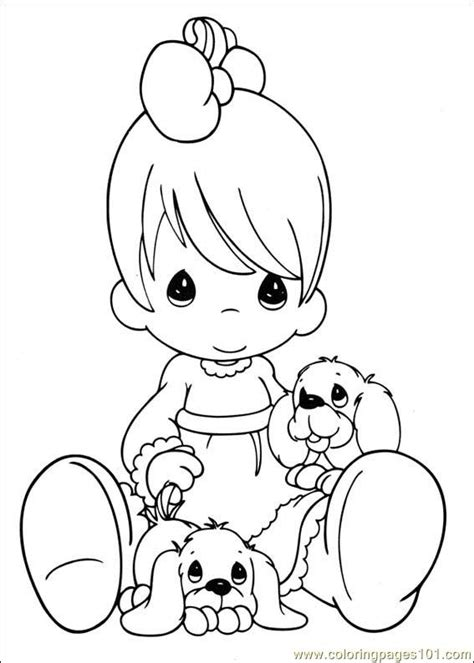 Free Baby Precious Moments Coloring Pages Precious Moments Baby Coloring Pages Free