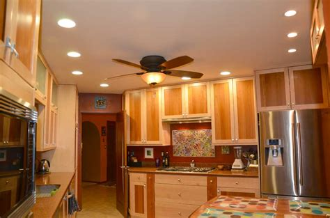 Kitchen Ceiling Lighting | tips for designing recessed kitchen lighting knowledgebase