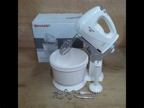 Stand Mixer 3in1 Sharp Ems 51l stand mixer sharp 3in1 ems 51l libre stand mixer