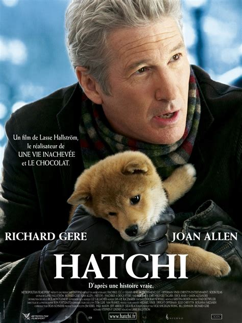 The Man Who Couldn't Cry (At Movies) Meets His Match ... Hachiko Movie