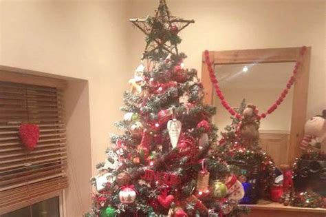 send us your christmas tree photos daily post