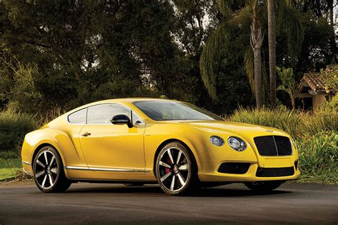 bentley yellow immaculate conceptions 2015 bentley continental gt v8 s