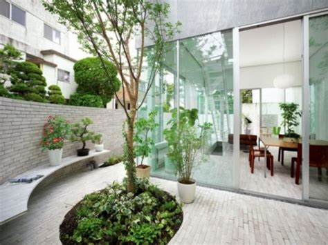 superior Modern Japanese Home Decor #3: japanese-inspired-courtyard-ideas-26-554x415.jpg