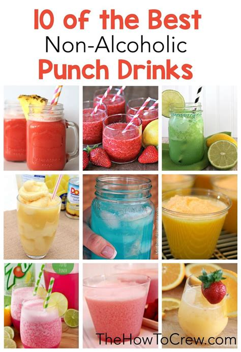 17 best ideas about baby shower drinks on food