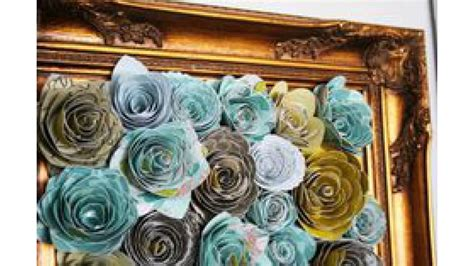Handmade Arts - mesmerizing diy handmade paper flower projects to