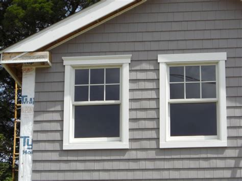 windows forward exterior window trim pinteres