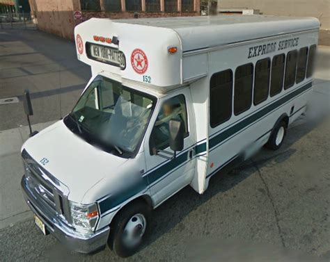 Garden State Mall Buses Paterson George Washington Bridge Jitney Buses Of New