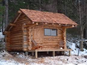 Hunting Cabin House Plans by Standout Hunting Cabins Right On Target