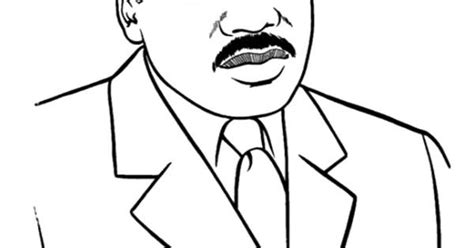 martin luther king coloring pages printable coloring