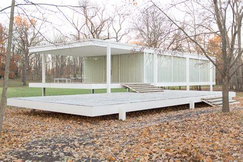 mies van der rohe farnsworth house plan farnsworth house wikiwand