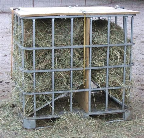 How To Make A Hay Rack For Horses by 17 Best Ideas About Hay Feeder On Diy Hay