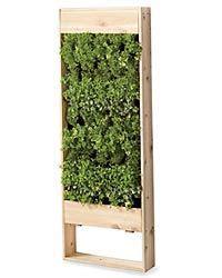 Portable Vertical Garden From The Garden Portable Planters Gardens And Plants