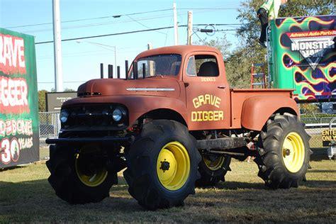 the original grave digger truck original grave digger truck pixshark com