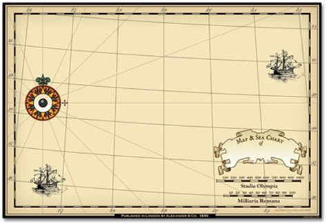 blank pirate map template dadcando pages packed of wonderful