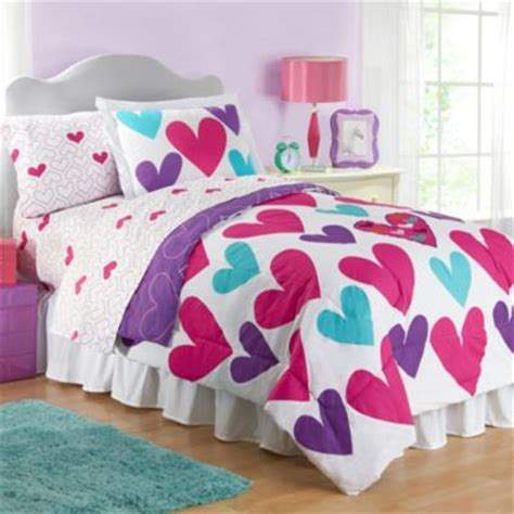 heart comforter buy girl s twin comforter set from bed bath beyond
