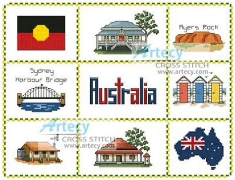 pattern maker melbourne australian sler cross stitch pattern collections