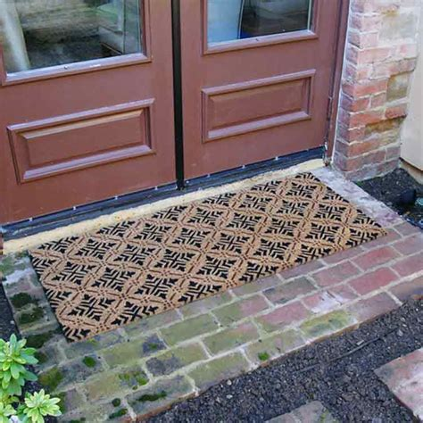 Big Door Mats by Big Door Mats Bertte Absorbent Entrance Doormat