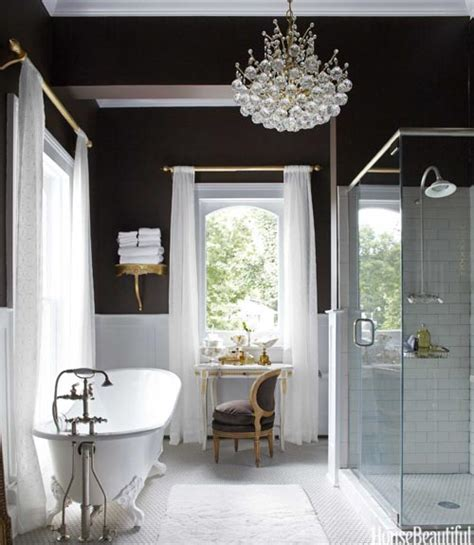 pretty bathrooms old school glamour bathroom house beautiful pinterest