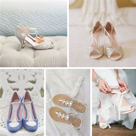 Schuhe Braut Vintage by The Most Bridal Shoes For A Vintage Chic