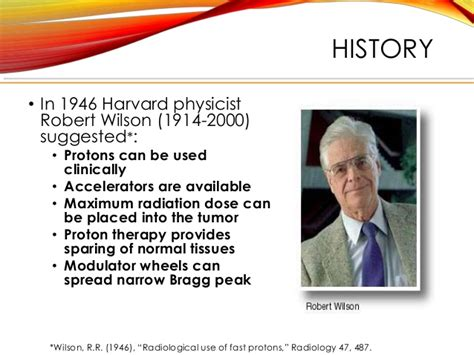 history of proton therapy particle beam proton neutron heavy ion therapy